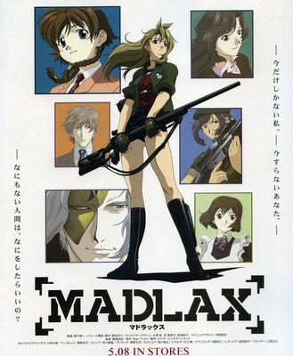 madlax scan